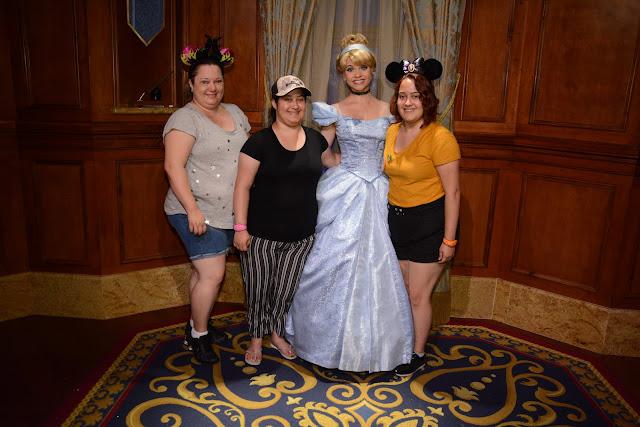 Cinderella no Magic Kingdom