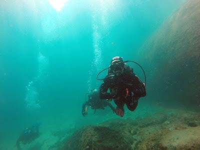 Angra e Ilha Grande - mergulho