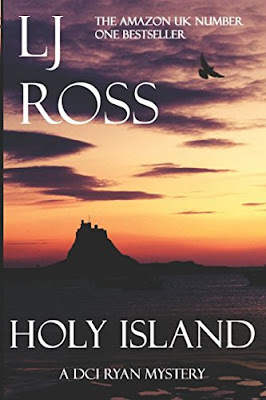 Holy Island by L.J. Ross book cover