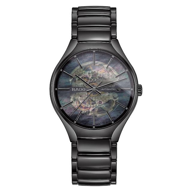 Rado True Open Heart Mechanical Automatic Watch
