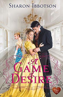 A Game of Desire by Sharon Ibbotson book cover