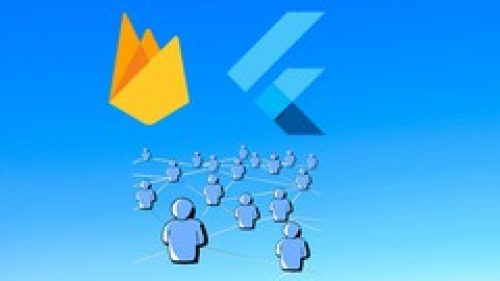 Building a social network with FLUTTER and FIREBASE. FREE