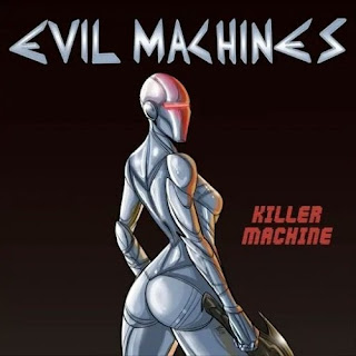 "Το video των Evil Machines για το ""Heavy Metal Highway"" από το album ""Killer Machine"""