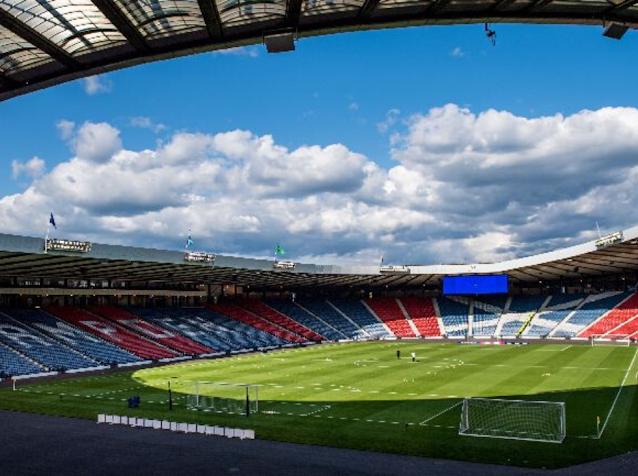 FÚTBOL: Hampden Park confirmó que podrá albergar la Eurocopa en 2021.