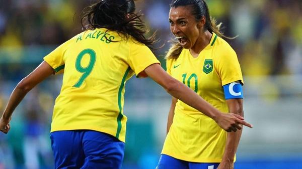 Futebol Feminino - Rio 2016
