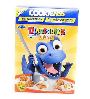 Dinosaurus cookienss