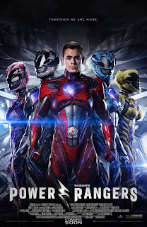 Power Rangers (2017) Movie Banner Poster 23