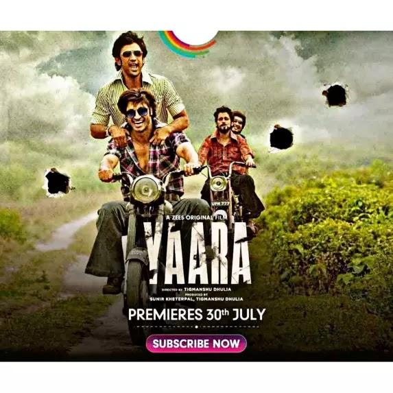 Yaara (2020) movie review.