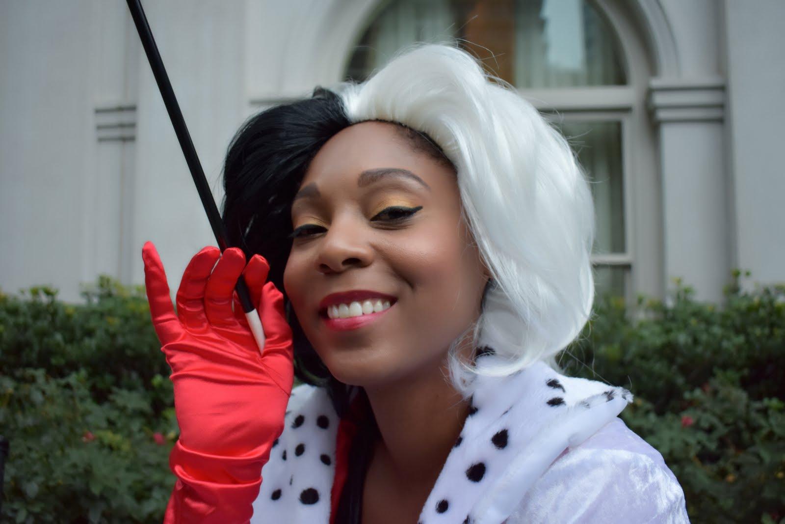 Cruella Deville Halloween