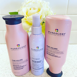 Amp Up Your Hair's Volume with Pureology!