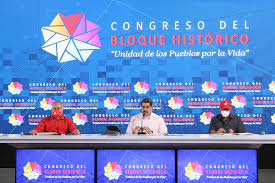 Maduro pidió (GPPSB) constituir un sistema de gobierno popular