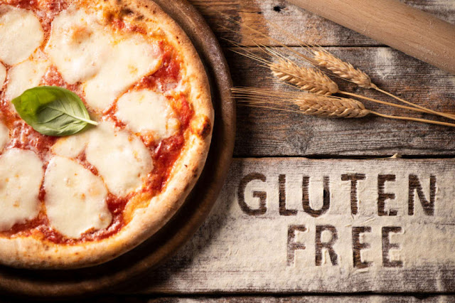 Pizza senza glutine casalinga - Ricetta Bimby