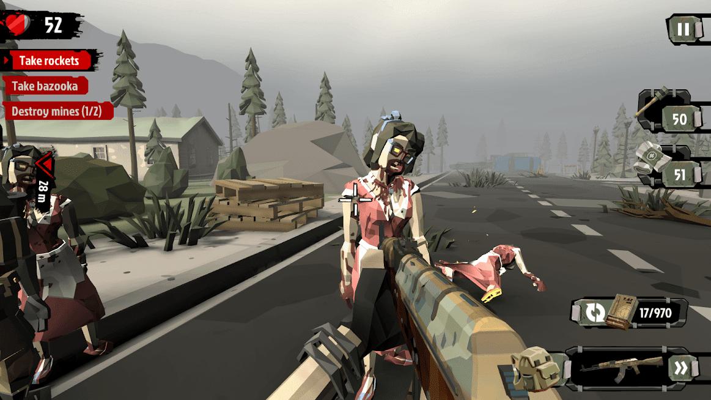 The Walking Zombie 2 Compras Grátis / Apk Mod Menu 2021 v 3.6.8