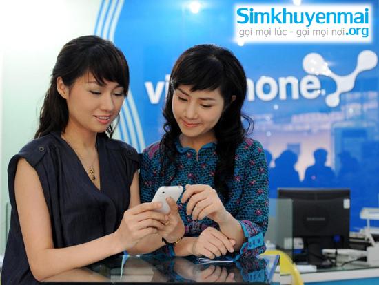Sim cam kết Vinaphone số đẹp trả sau gọi miễn phí