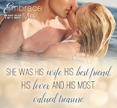 {Teaser Tuesday | Giveaway} Embrace Me (Chasing Fire #3.5) – Ann Marie Walker & Amy K. Rogers