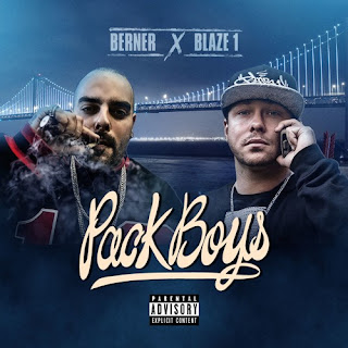 Berner & Blaze1 - Packboys - Album Download, Itunes Cover, Official Cover, Album CD Cover Art, Tracklist