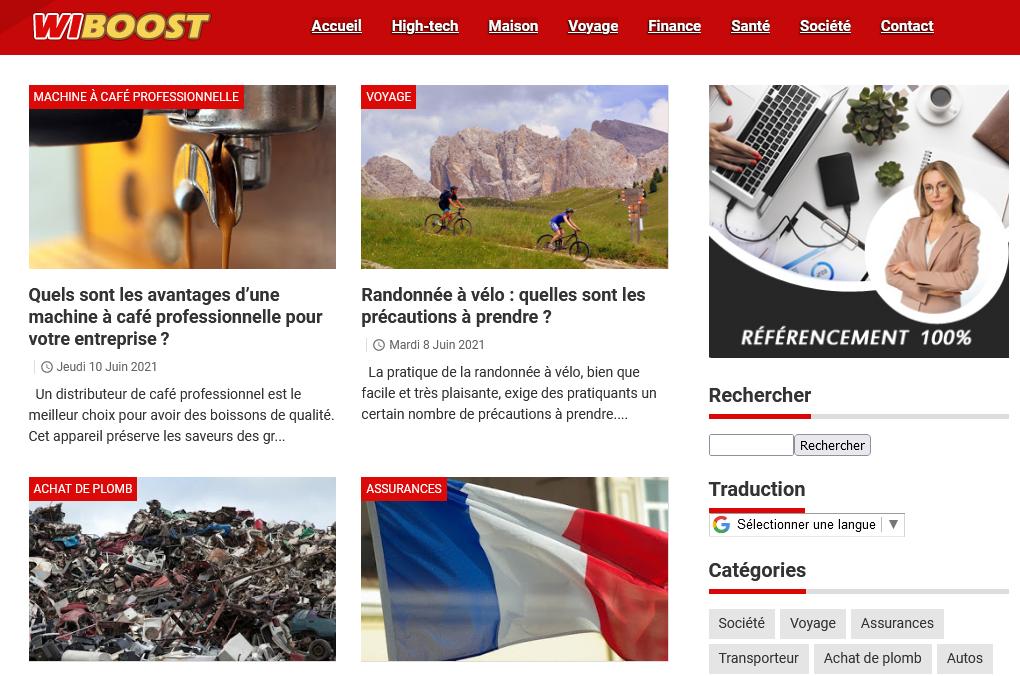 wiboost.fr...annuairesites