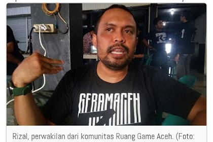 Komunitaih Game Aceh Tolak Fatwa Hareum PUBG: Fatwa Nyan Hana Adé