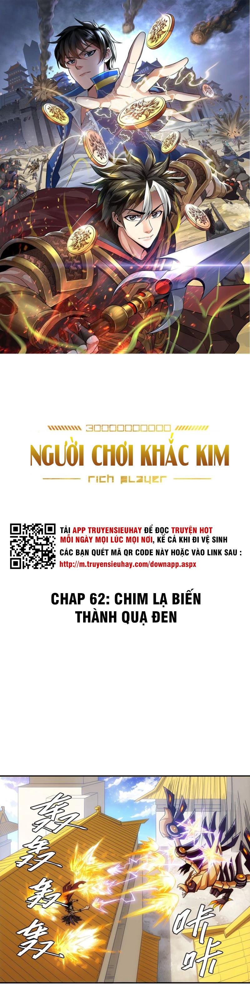 Rich Player - Người Chơi Khắc Kim Chapter 62 video - Hamtruyen.vn