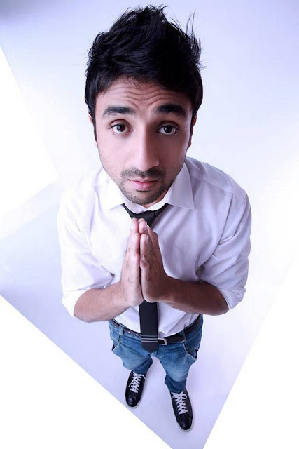 Vir Das Standup comedy at Phoenix Marketcity bangalore at book my show tickets available