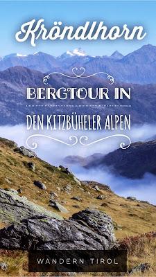 Traumhafte Wanderung aufs Kröndlhorn | Wandern in den Kitzbüheler Alpen | Westendorf Windautal Reinkarsee | Tourenbericht + GPS-Track Outdoor-Blog