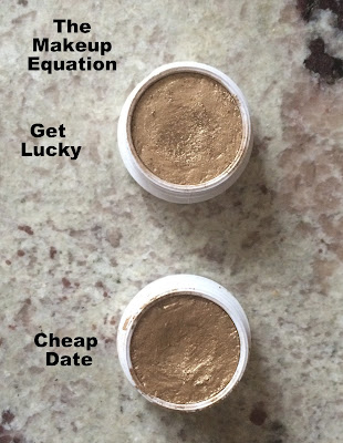 Colourpop Cosmetics Get Lucky & Cheap Date Eyeshadow