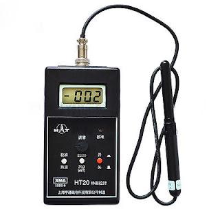 alat uji teslameter HT-20