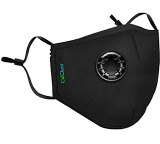 OxiClear N99 Pollution Mask