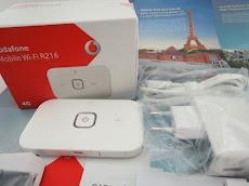 Internetan Di Rumah Pak Carik Lancar Berkat Mobile Wifi Huawei Vodafone R216