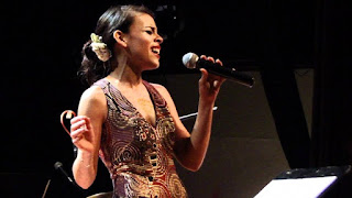 Gina Osorno deleitó con su voz en Campeche - México / stereojazz