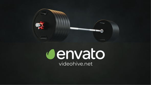 Gym - Fitness Logo Reveal[Videohive][After Effects][29070905]