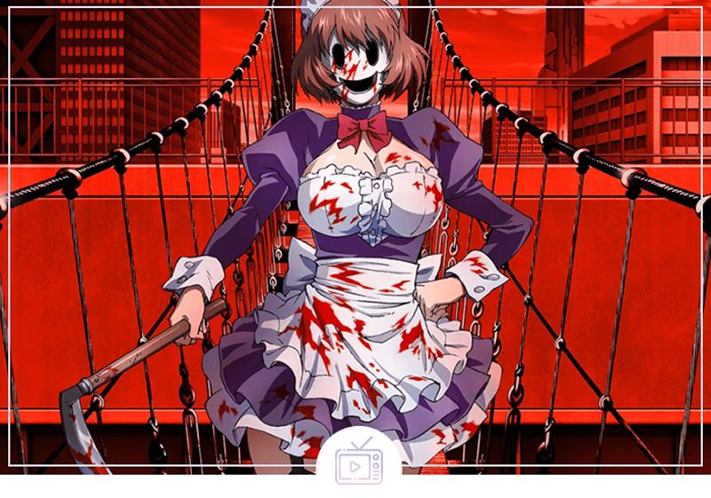 Tenkuu Shinpan - Resenha do anime