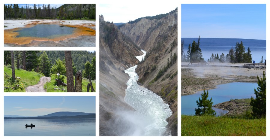 Incontounables Yellowstone