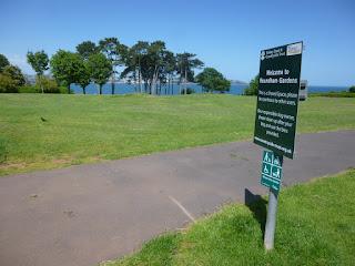 Pitch and Putt at Roundham Head in Goodrington Sands, Devon