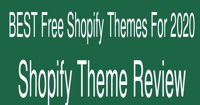 BEST Free Shopify Themes For 2020 - Shopify Theme Review