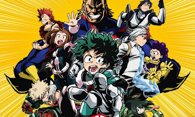 Mangaka de Boku no Hero Academia explica cómo crea a sus villanos