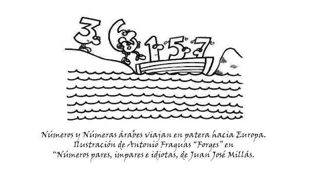 Detalle del libro de Millás y Forges.