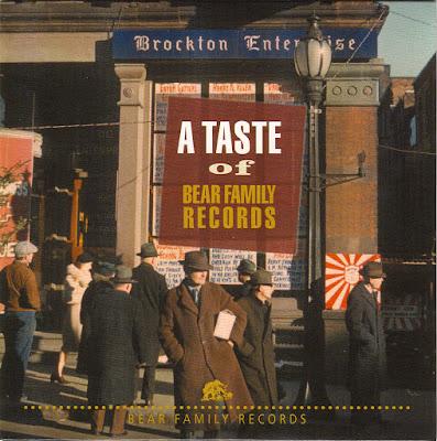 VA - A Taste Of Bear Family Records