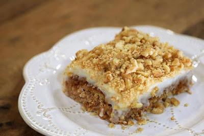 elmalı bisküvili tatlı, tatlı, elmalı tatlı, süt, vanilya, kek, ev yemekleri, pratik yemekler
