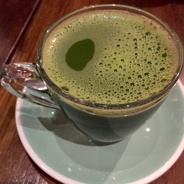 matcha green tea london