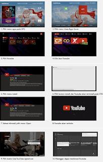 Solusi YouTube Tidak Bisa di Akses Melalui STB UseeTV INDIHOME