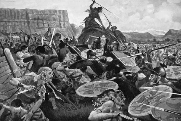 Battle of Aqua Sektiae