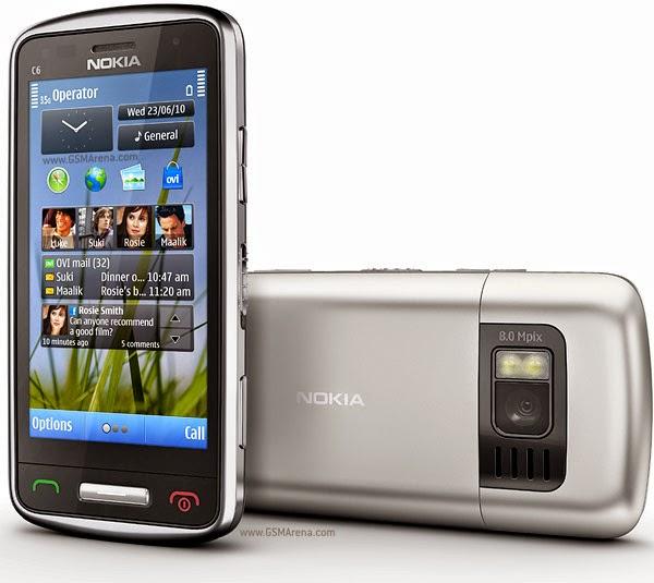 10 aparelhos mais vendidos da Nokia com o sistema Symbian 8