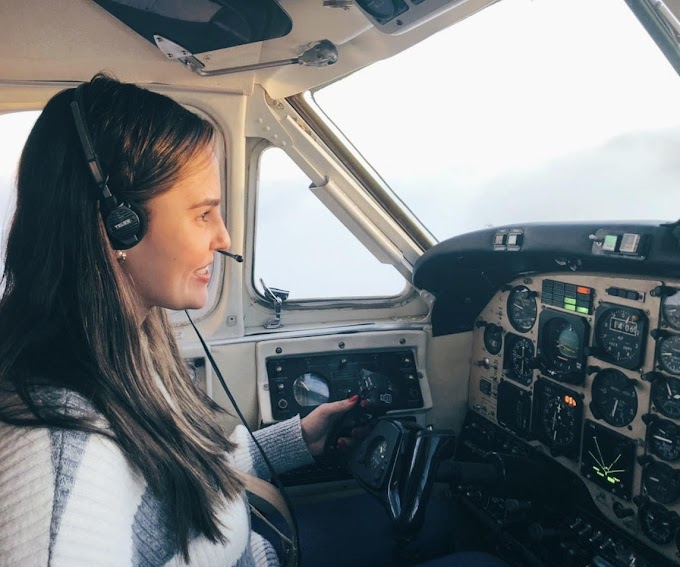Learning to Be a Pilot Is a Constant Thing of Learning New Stuff - Ana Paula Cespedes (Pilot & Influencer)