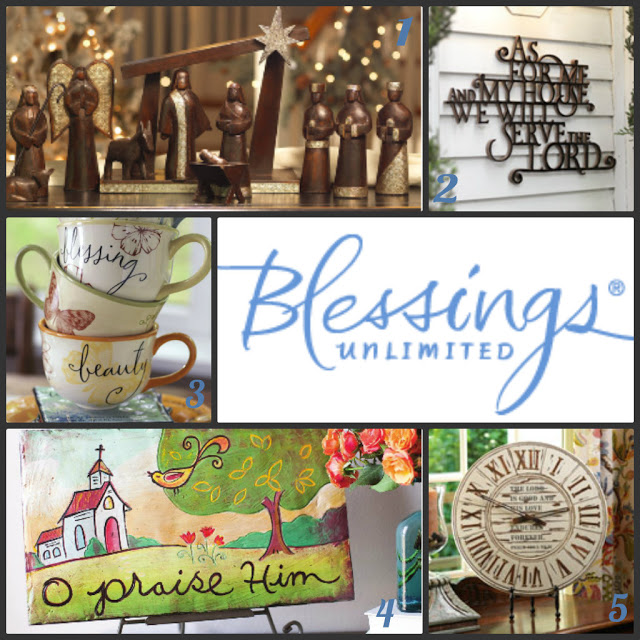 Blessings Unlimited Home Decor: MomSimplified: I'm A Blessings Unlimited Consultant