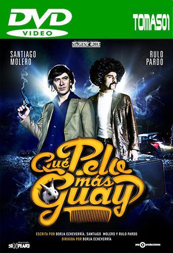 Qué pelo más guay (2012) DVDRip