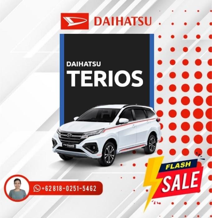 Harga & Promo Terios Bali