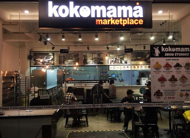Singapore KOKOMAMA Market Place