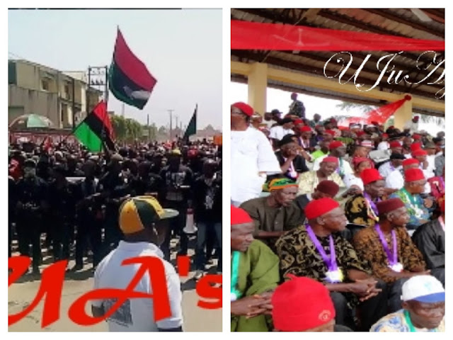 Biafra: IPOB, Ohanaeze reconcile