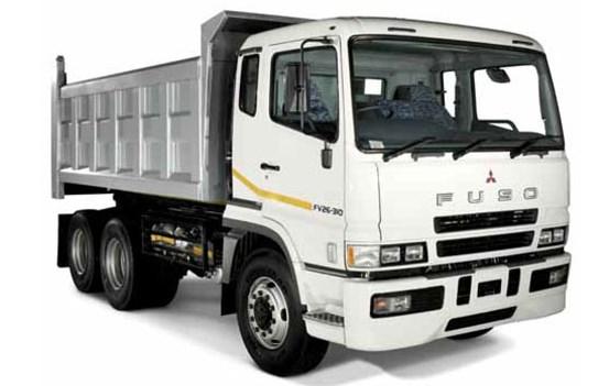 gambar truk mitsubishi fuso standar